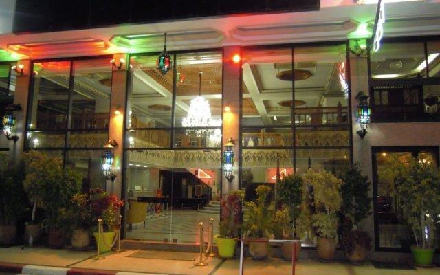 Отель Majliss Hotel Марокко, Рабат - отзывы, цены и фото номеров - забронировать отель Majliss Hotel онлайн вид на фасад
