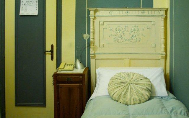 Отель Relais Castello San Giuseppe Кьяверано комната для гостей