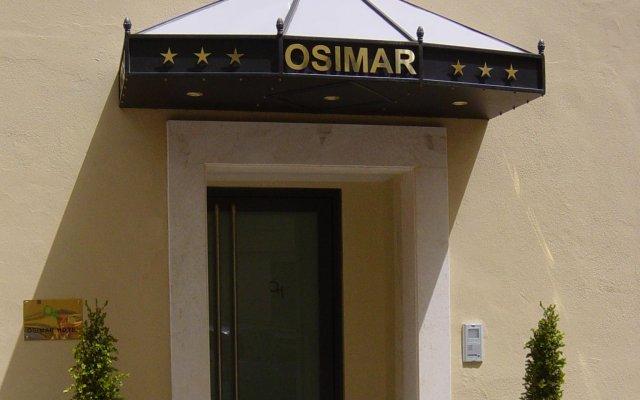 Osimar Hotel вид на фасад
