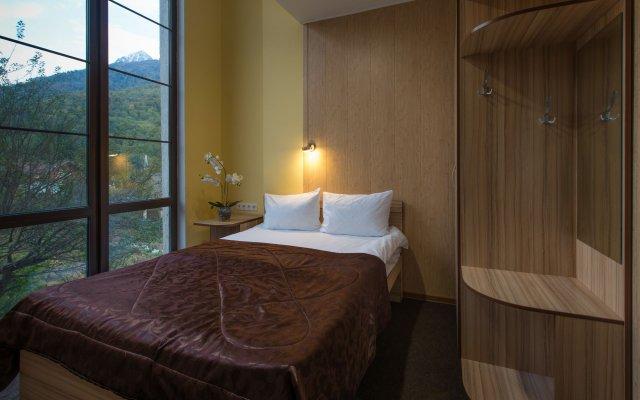 Гостиница Bridge Mountain Красная Поляна в Красной Поляне - забронировать гостиницу Bridge Mountain Красная Поляна, цены и фото номеров комната для гостей