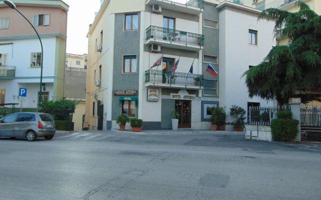 Отель Astoria Pompei Италия, Помпеи - отзывы, цены и фото номеров - забронировать отель Astoria Pompei онлайн вид на фасад