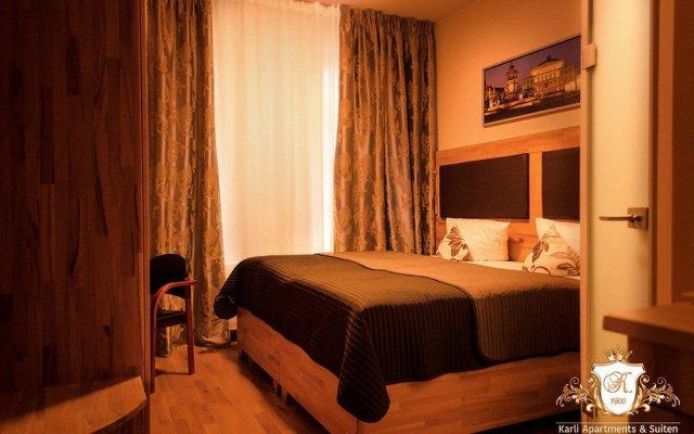 Апартаменты Karli Apartments & Suiten комната для гостей