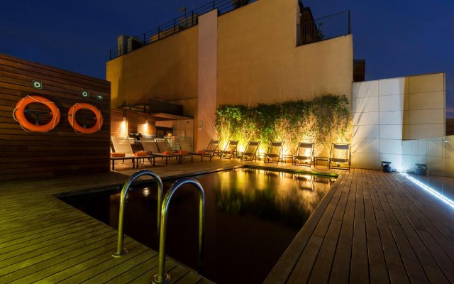 Отель EuroPark Испания, Барселона - - забронировать отель EuroPark, цены и фото номеров вид на фасад