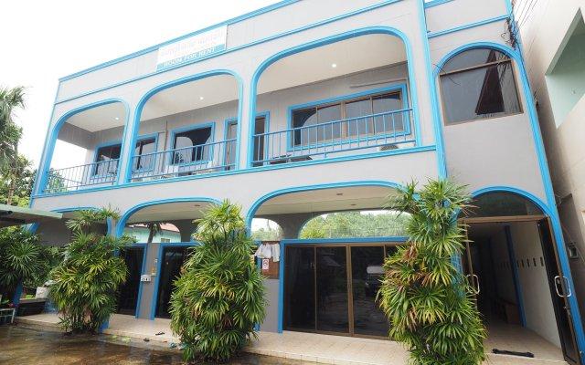 Отель Chan Pailin Mansion вид на фасад