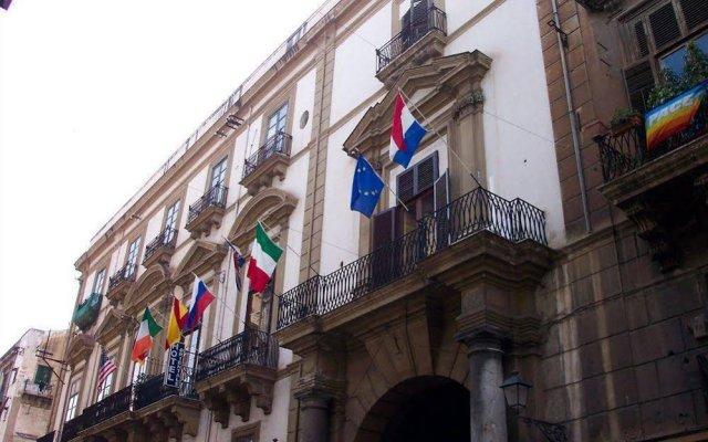 Отель Orientale Италия, Палермо - отзывы, цены и фото номеров - забронировать отель Orientale онлайн вид на фасад
