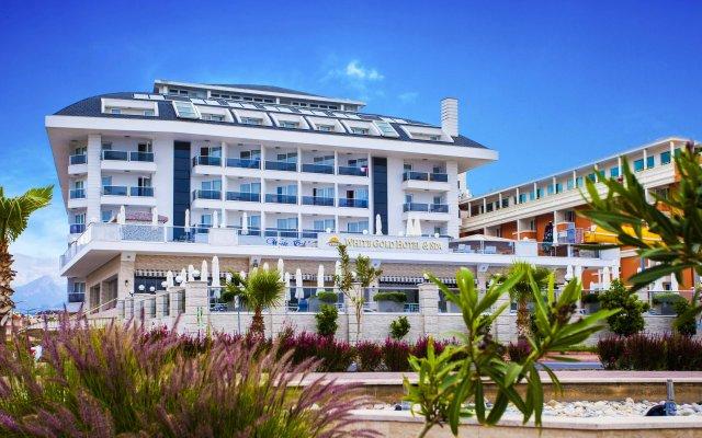White Gold Hotel & Spa - All Inclusive вид на фасад