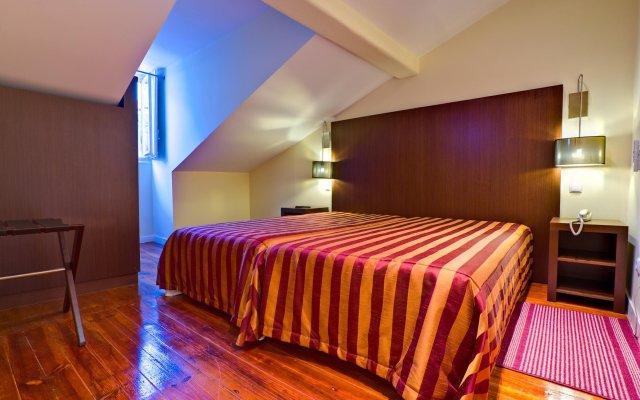 Отель Inn Rossio Лиссабон комната для гостей