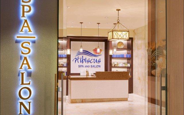 Отель The Westin Las Vegas Hotel & Spa США, Лас-Вегас - отзывы, цены и фото номеров - забронировать отель The Westin Las Vegas Hotel & Spa онлайн вид на фасад