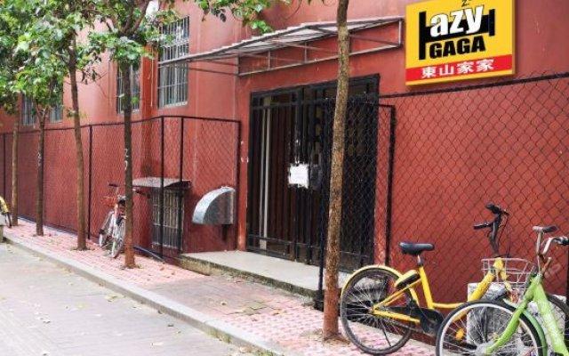 Отель Catalpa Garden Youth Hostel Китай, Гуанчжоу - отзывы, цены и фото номеров - забронировать отель Catalpa Garden Youth Hostel онлайн вид на фасад