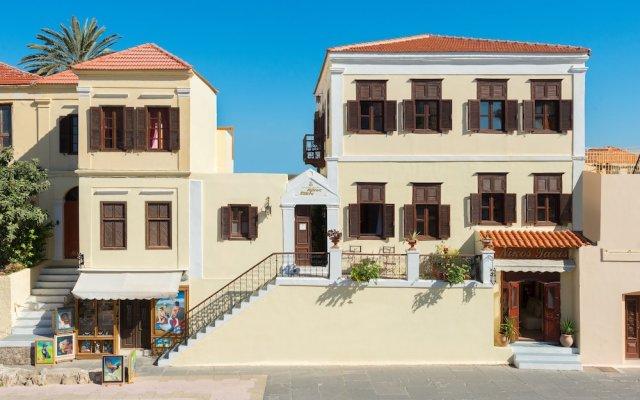 Отель Nikos Takis Fashion Hotel Греция, Родос - отзывы, цены и фото номеров - забронировать отель Nikos Takis Fashion Hotel онлайн вид на фасад