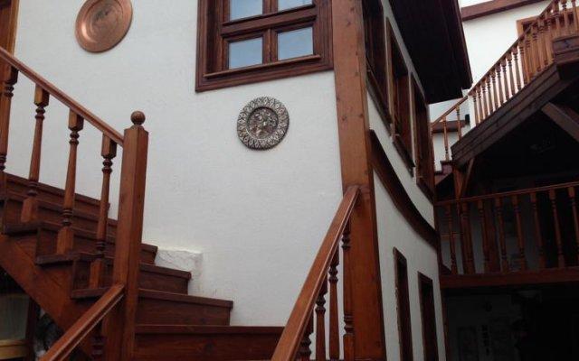 Murat Bey Konağı Hotel Турция, Анкара - отзывы, цены и фото номеров - забронировать отель Murat Bey Konağı Hotel онлайн вид на фасад