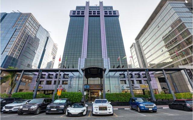 Отель The leela Hotel ОАЭ, Дубай - 1 отзыв об отеле, цены и фото номеров - забронировать отель The leela Hotel онлайн вид на фасад