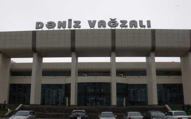 Отель Sea Port Баку парковка