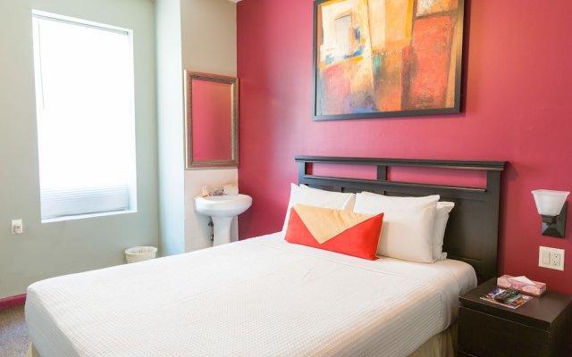 Отель Broadway Hotel & Hostel США, Нью-Йорк - отзывы, цены и фото номеров - забронировать отель Broadway Hotel & Hostel онлайн комната для гостей