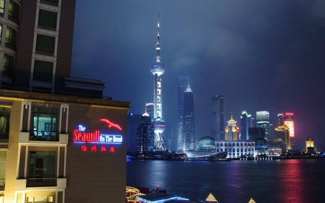 The Seagull On The Bund