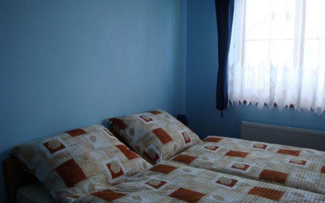 Отель Pension Olga Лиса-над-Лабем комната для гостей