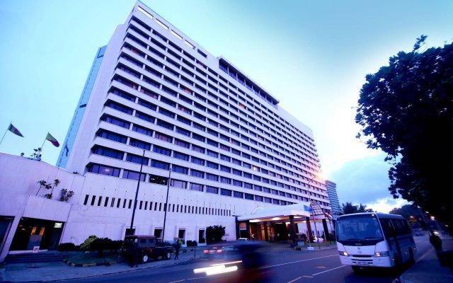 Galadari Hotel вид на фасад