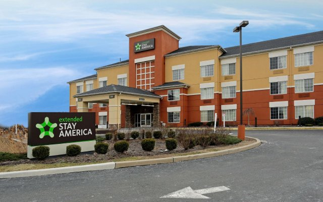 Отель Extended Stay America - Meadowlands - East Rutherford вид на фасад