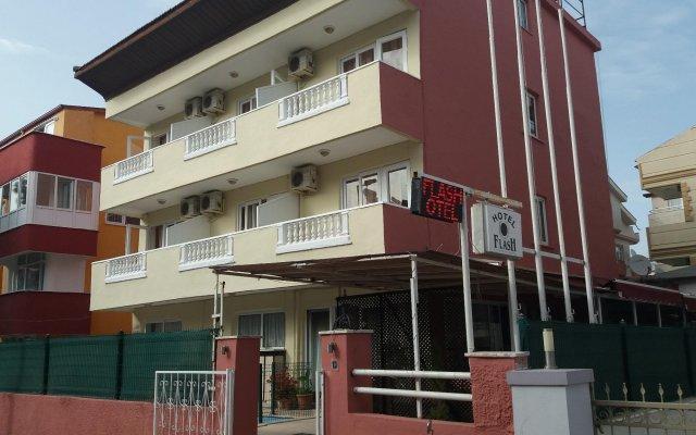 Flash Hotel Турция, Мармарис - отзывы, цены и фото номеров - забронировать отель Flash Hotel онлайн вид на фасад