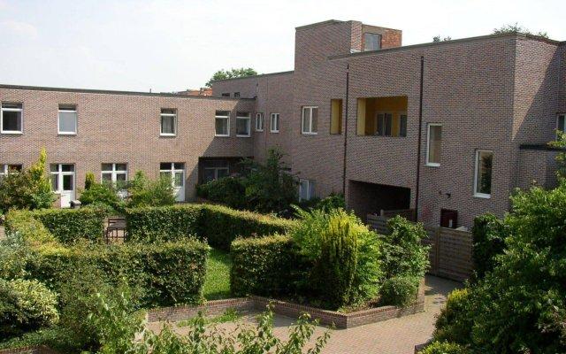 Отель Budget Flats Leuven вид на фасад