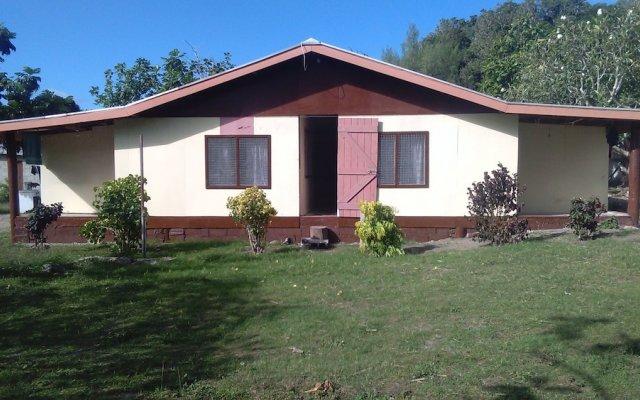 Отель Nacula Homestay Фиджи, Матаялеву - отзывы, цены и фото номеров - забронировать отель Nacula Homestay онлайн вид на фасад
