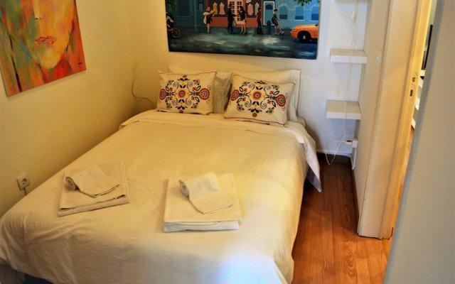 Отель Charming Belém by Homing комната для гостей