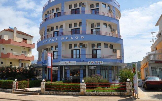 Отель Pelod Албания, Ксамил - отзывы, цены и фото номеров - забронировать отель Pelod онлайн вид на фасад