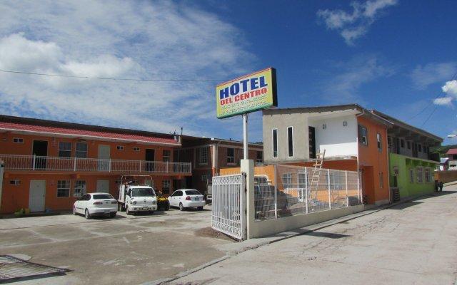 Отель del Centro Мексика, Креэль - отзывы, цены и фото номеров - забронировать отель del Centro онлайн вид на фасад