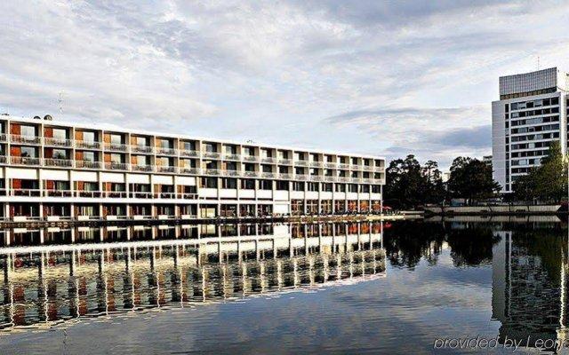 Отель Original Sokos Hotel Tapiola Garden Финляндия, Эспоо - отзывы, цены и фото номеров - забронировать отель Original Sokos Hotel Tapiola Garden онлайн вид на фасад
