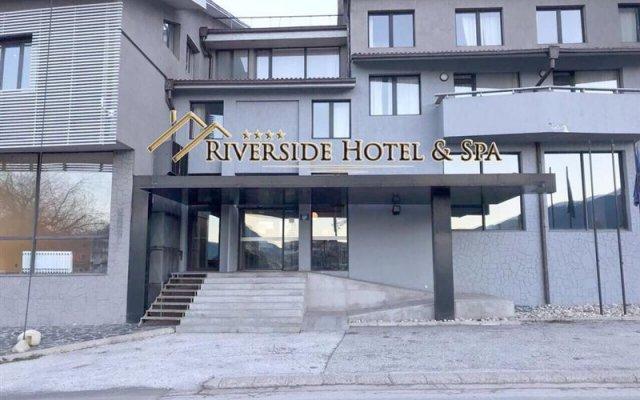 Отель Villa Roka Банско вид на фасад