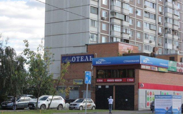 Гостиница Строгино Экспо в Москве 2 отзыва об отеле, цены и фото номеров - забронировать гостиницу Строгино Экспо онлайн Москва вид на фасад