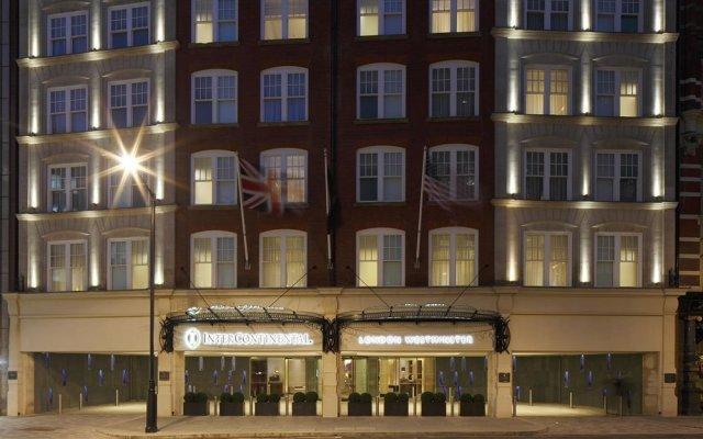 Отель Conrad London St. James Великобритания, Лондон - 1 отзыв об отеле, цены и фото номеров - забронировать отель Conrad London St. James онлайн вид на фасад