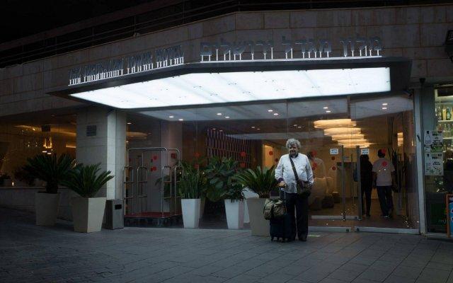 Jerusalem Tower Hotel Израиль, Иерусалим - 6 отзывов об отеле, цены и фото номеров - забронировать отель Jerusalem Tower Hotel онлайн вид на фасад