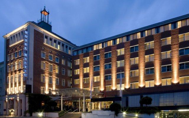 arcona Hotel Baltic вид на фасад