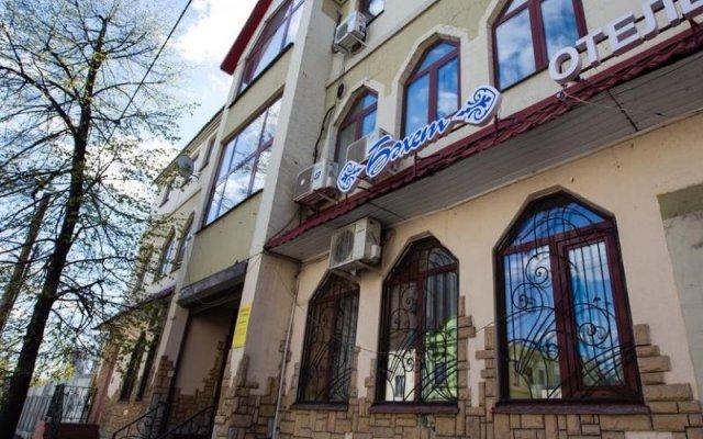 Гостиница Бахет вид на фасад