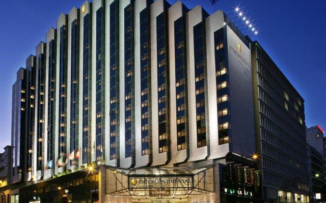 Отель InterContinental Lisbon, an IHG Hotel Португалия, Лиссабон - 1 отзыв об отеле, цены и фото номеров - забронировать отель InterContinental Lisbon, an IHG Hotel онлайн вид на фасад