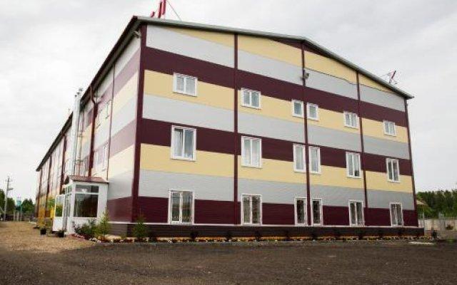 Assorti Hostel Ярославль вид на фасад