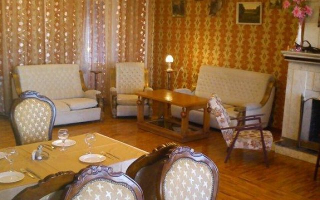 Rezidentsiya Iofah Hostel комната для гостей