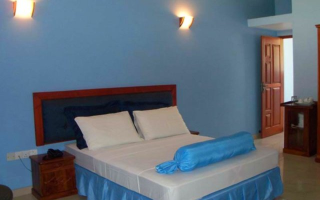 Отель Rani Beach Resort вид на фасад