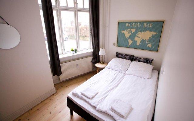 Отель SimpleBed Hostel Дания, Орхус - отзывы, цены и фото номеров - забронировать отель SimpleBed Hostel онлайн комната для гостей