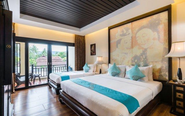 Отель Dara Samui Beach Resort - Adult Only Таиланд, Самуи - отзывы, цены и фото номеров - забронировать отель Dara Samui Beach Resort - Adult Only онлайн вид на фасад
