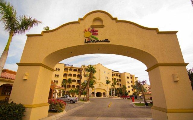 Отель Las Mananitas LM BB2 2 Bedroom Condo By Seaside Los Cabos вид на фасад