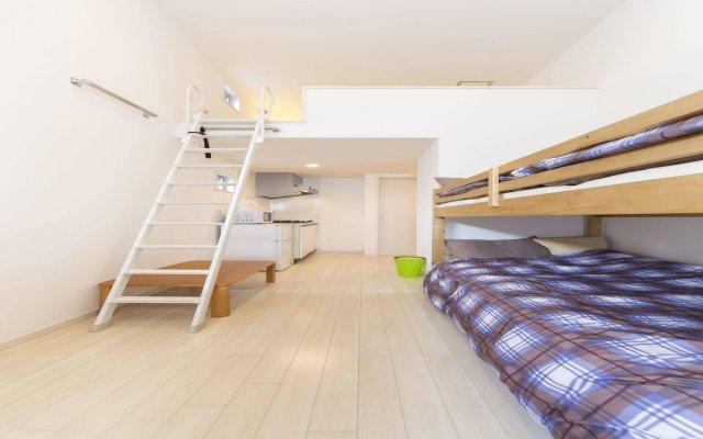 Отель Tateru Room Minoshima Хаката комната для гостей