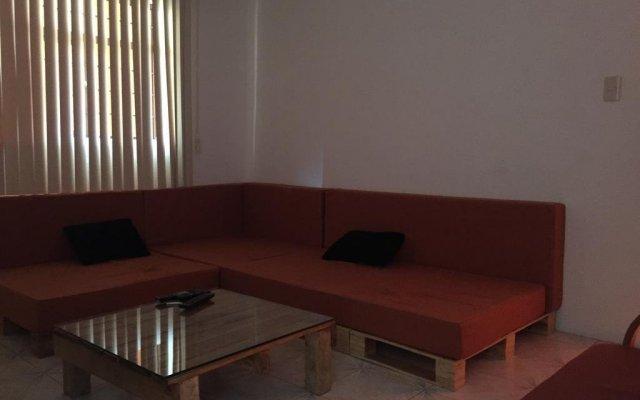 Отель Hostal Nova House Мехико комната для гостей