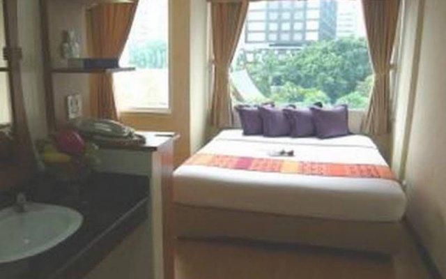 Отель YWCA International House Bangkok комната для гостей