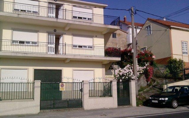 Отель Apartamento de playa a 20 minutos de Santiago вид на фасад