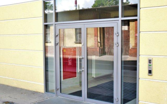 Отель Apartamenty Design Centrum вид на фасад