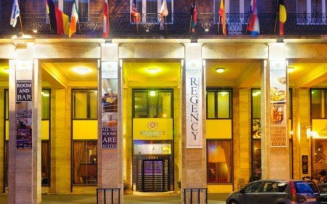 Отель M-Square Hotel Венгрия, Будапешт - 3 отзыва об отеле, цены и фото номеров - забронировать отель M-Square Hotel онлайн вид на фасад