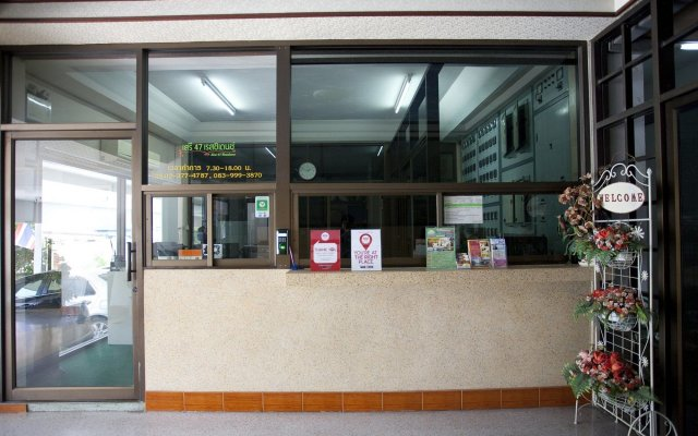 Отель Nida Rooms The Wisdom 62 Bueng Kum Таиланд, Бангкок - отзывы, цены и фото номеров - забронировать отель Nida Rooms The Wisdom 62 Bueng Kum онлайн вид на фасад