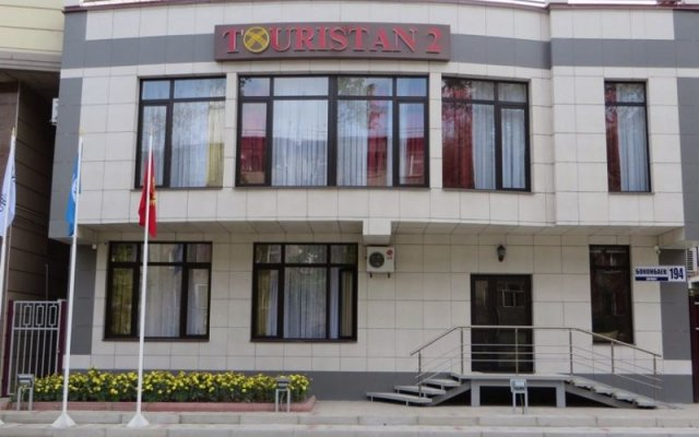 Отель Туристан 2 Отель Кыргызстан, Бишкек - отзывы, цены и фото номеров - забронировать отель Туристан 2 Отель онлайн вид на фасад